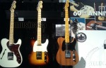 Telecaster MODERN THINLINE – FLAME TOP – BROWN CANYONS
