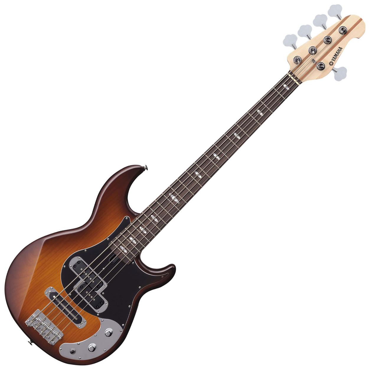 Red Yamaha Bass