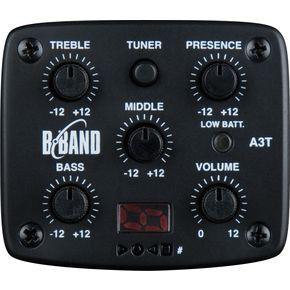 B-BAND modelo T5 Preamp