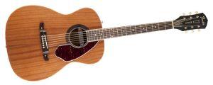 Guitarra acustica amplificada Fender Tim Armstrong Deluxe with case
