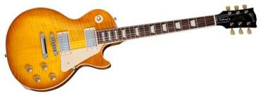 LP Traditional Caramel Burst