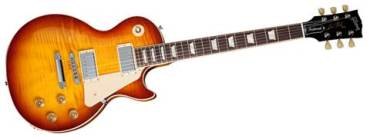 LP Traditional Honeyburst 2013