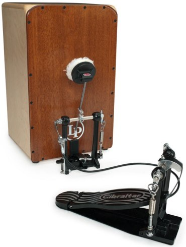 Gibraltar-Cajon-Pedal-With-Mount