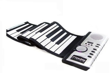 ROLL PIANO RP49S Piano flexible MIDI