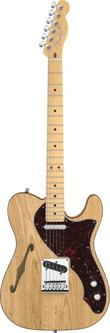 Fender-2013-American-Deluxe-Telecaster-Thinline-Natural