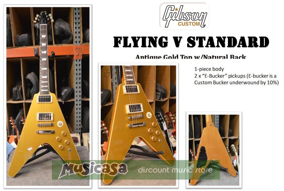 GIBSON-Flying-V-Standard-An