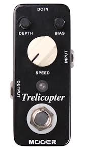 Mooer Trelicopter Tremolo micro compact pedal