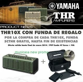 Promo THR10X FUNDA DE REGALO