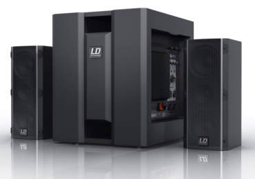 Sistema de PA LD Systems Dave 8 Roadie