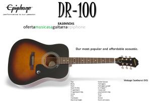 epiphone.dr100.acustica