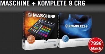 pack MASCHINE KOMPLETE 9