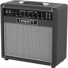 Custom Hiwatt 50 Signature Series Amp Demo