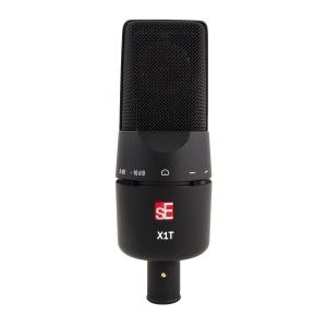 microfono de condensador de gran diafragma valvulas  SE ELECTRONICS X1t