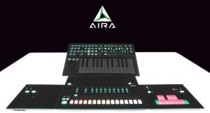 Roland AIRA TR8 Caja de ritmos TB3 Bajos VT3 Vocal Transformer Roland SYSTEM1 Sintetizador