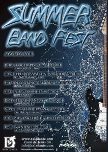 summer band fest musicasa dante