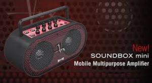 VOX SOUNDBOX mini Black.2