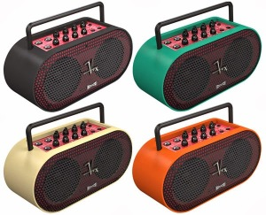 vox soundbox mini.RANGE