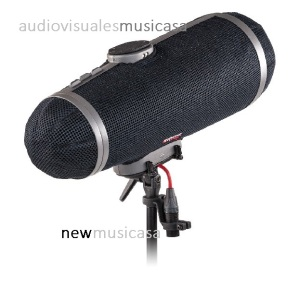 Rycote presenta The Cyclone en IBC 2014