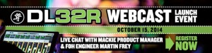 MACKIE DL32R.webcast.musicasa.te invita.