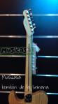 Fender American Deluxe Telecaster Thinline-Art (1)