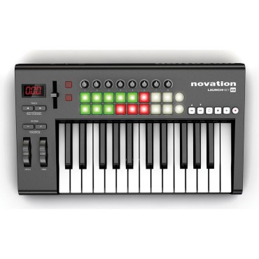 TECLADO MASTER novation-launchkey-25