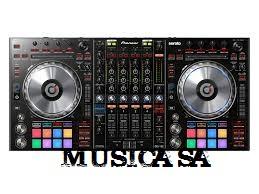 Virtual DJ 8 ahora incluido en la DDJ-SZ