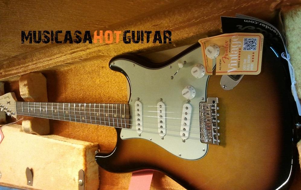 Dating american vintage stratocaster
