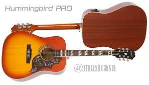 EPIPHONE HUMMMINGBIRD PRO C