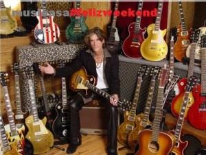 joe perry guitars