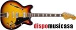 Coronado, la primera semi-hollow de Fender