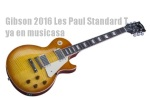 Gibson 2016 Les Paul Standard T
