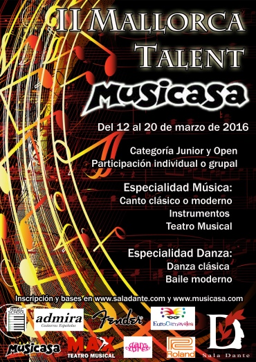 cartel mallorca talent (2)