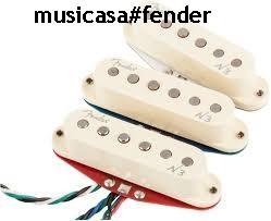 fender n3 noiseless