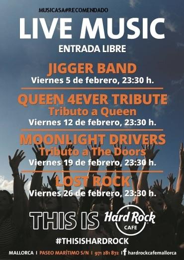 HARD ROCK CAFE MALLORCA No te pierdas los viernes con música en directo7095354442_7508007315409985459_n