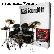 EVANS SO-0244 Fusion Sound Off Pack hq