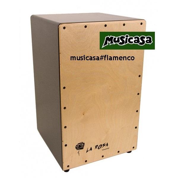 STARS Mick- Flamenco Evolution - Bahia Jazz Club-cajon-flamenco-la-rosa-standard