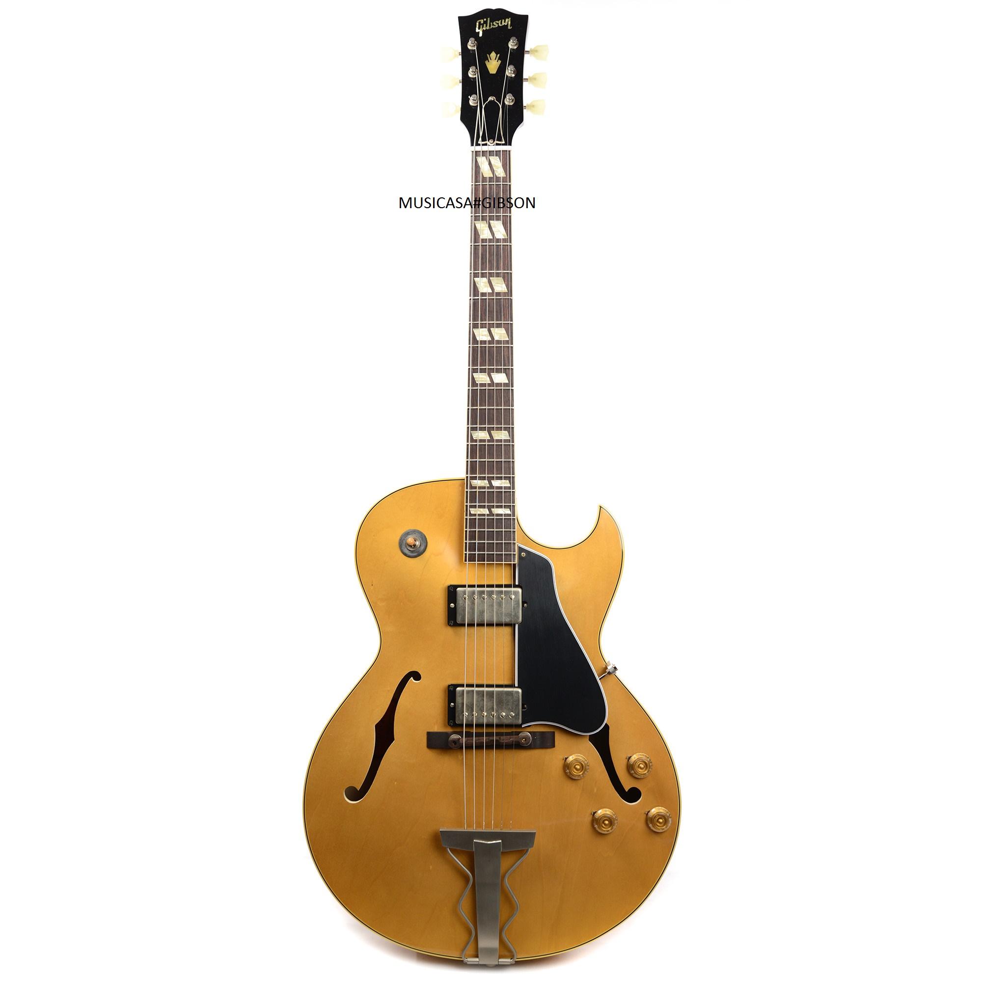Bombon De La Semana Guitarra Gibson Es 175d 1959 Vintage