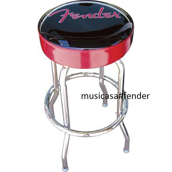 Silla Rocanrolera Con La Banqueta De Fender Bar Stool De