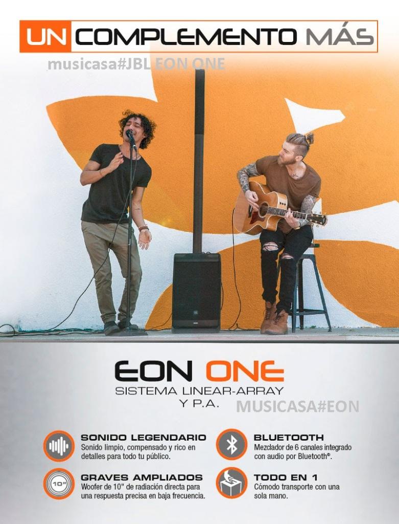 JBL EON 2016