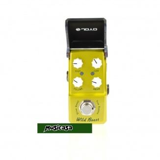 JOYO MICRO PEDAL JF302 WILD BOOST Drive boost TRUE BYPASS f