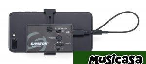 El Go Mic Mobile es el primer sistema de micrófono inalámbrico