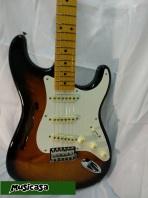 UNBOX Guitarra Fender Eric Johnson Thinline Strat (4)