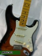 UNBOX Guitarra Fender Eric Johnson Thinline Strat (8)